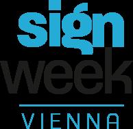 Logo Sign Week Vienna
