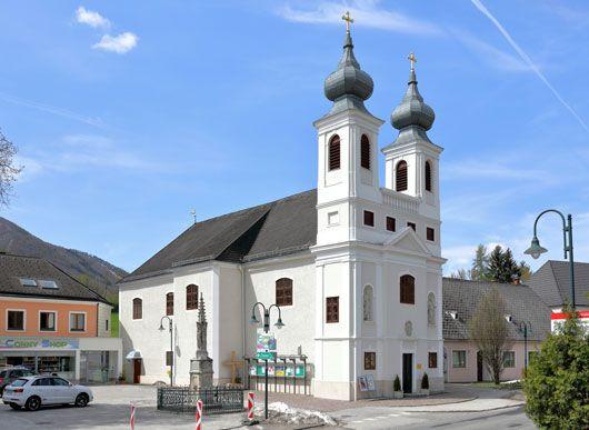 Dornau, Wallfahrtskirche zum leidenden Heiland