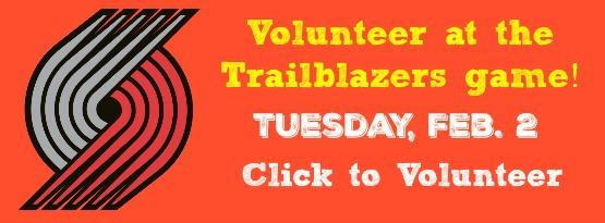 Volunteer at Trailblazer night!