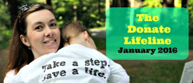 The Donate Lifeline (December Edition)