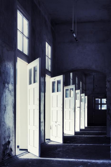 sammenbragte familier har dørene på vid gab