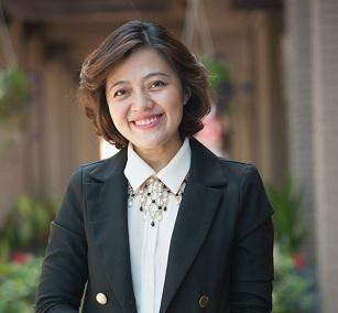 Bà Trương Lý Hoàng Phi