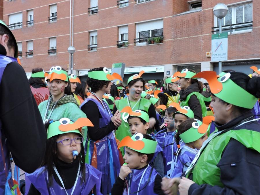 Carnestoltes, Club Infantil Juvenil Sanfeliu - Sant Ildefons