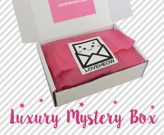 Kawaii Mystery Boxes