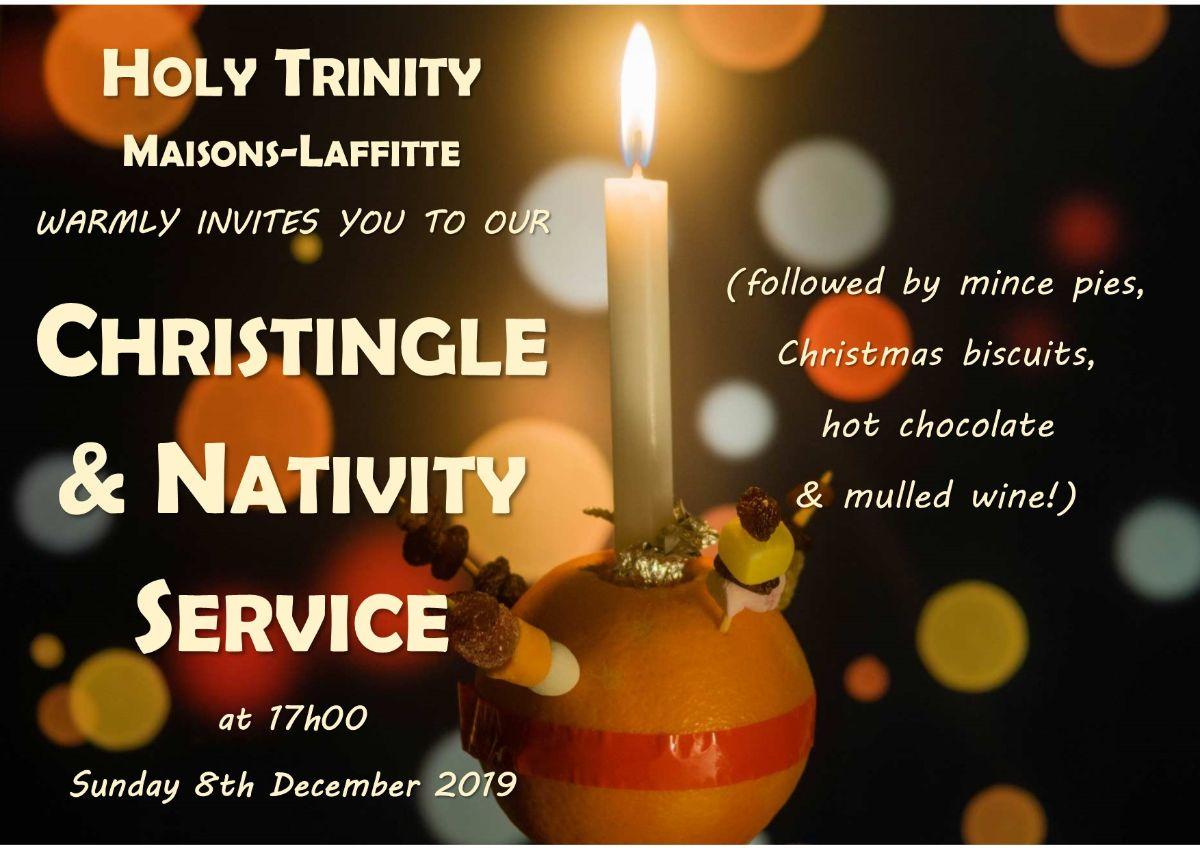 Christingle - Nativity