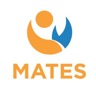 MATES logo