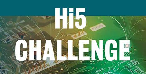 Hi5 graphic