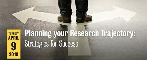 Planning your research trajectory banner