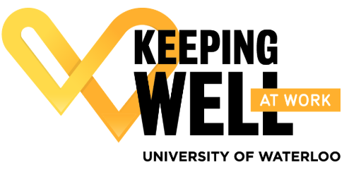 Keeping Well logo