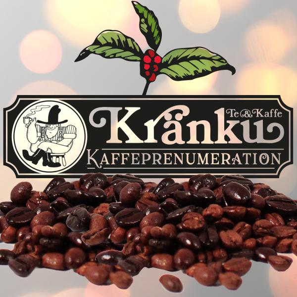 Kaffeprenumeration