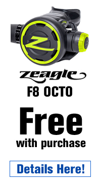 Free Zeagle F8 Octo with Purchase
