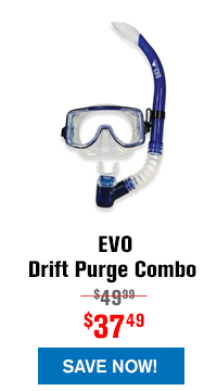 EVO Drift Purge Combo