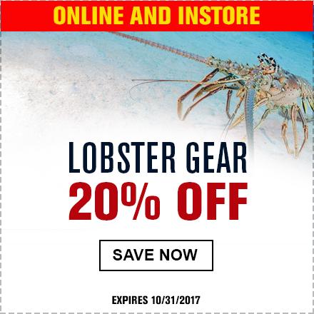 20% Off Lobster Gear