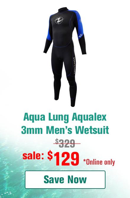 Aqua Lung Aquaflex Wetsuit