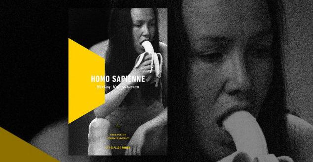 Couverture du livre Homo Sapienne
