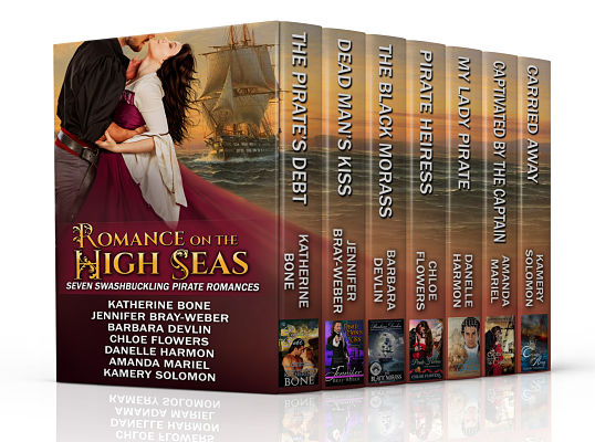7 book boxed set by Katherine Bone, Jennifer Bray-Weber, Barbara Devlin, Chloe Flowers, Danelle Harmon, Amanda Mariel and Kamery Solomon
