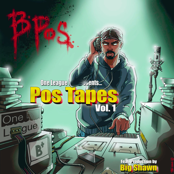 BPos - The Pos Logs Volume 1 coming September 7th!