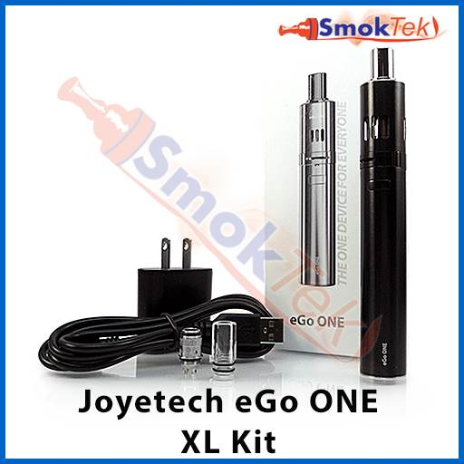 Joyetech eGo ONE XL Kit - 2200 mAh - Black