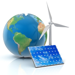 CleanTechnica Solar Panel Wind Turbine World