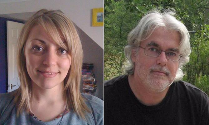 Julie Northam and Richard Bond