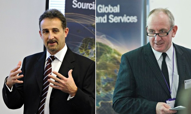 Ian Herbert and Andrew Rothwell, Loughborough University