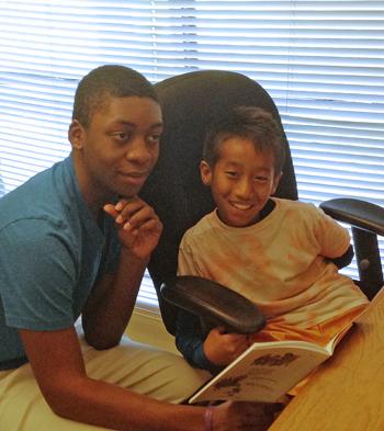 Hebron Reading Program Students
