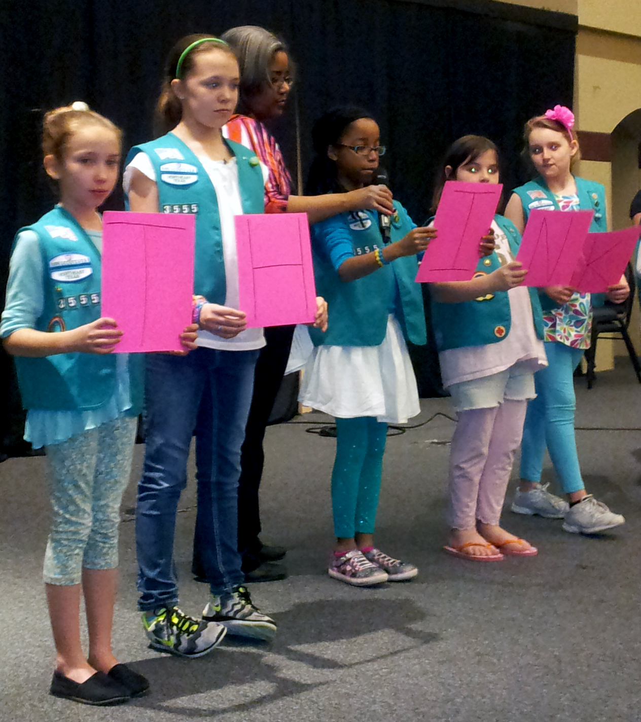 Girl Scout Think Day