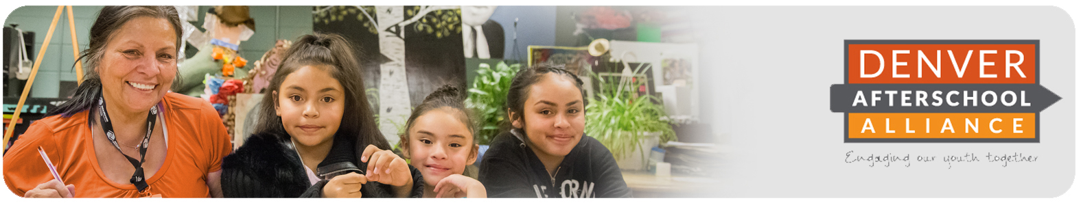 header image for the Denver Afterschool Alliance. It is not a link.