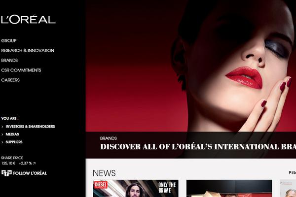 百年品牌翻轉美妝產業