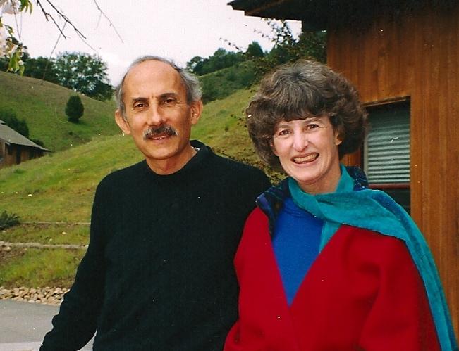Ginger Clarkson and Jack Kornfield