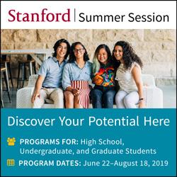 Stanford Summer Session