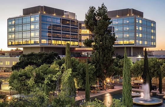 COVID-19 test, Stanford Hospital