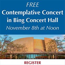 Bing Concert ad Bing Concert Nov 8