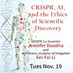 Ethics Center event on Nov. 19