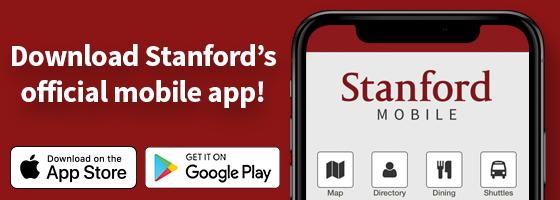 Stanford mobile app