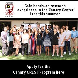 Canary CREST Summer Internship