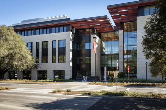 Bass biology building