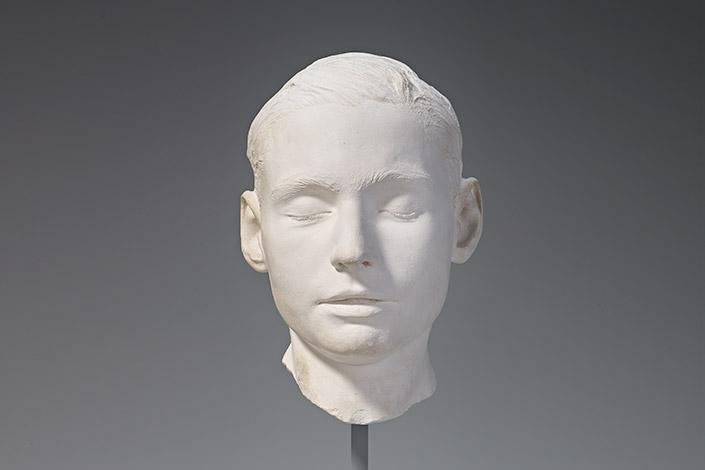 Leland Stanford Jr. death mask
