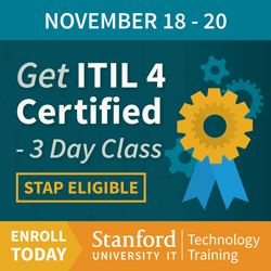 Technology Training ITIL 4