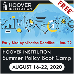 Summer Policy Boot Camp