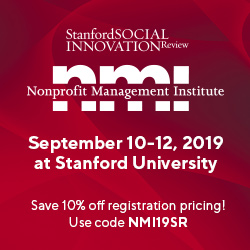Stanford Social innovation Conference