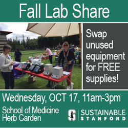 Sustainability Lab Share Event