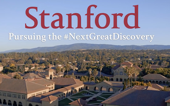 Stanford institutional video