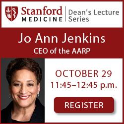 Stanford Medicine | Dean's Lecture Series