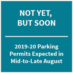 Stanford Transportation permit update