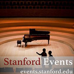 Stanford Event calendar
