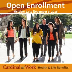 Open Enrollment Oct. 22 – Nov. 9