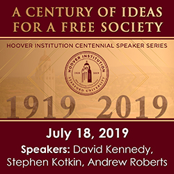A Century Of Ideas For A Free Society
