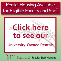 Housing programs for Faculty and Staff
