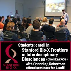 Bio-X course/seminar series